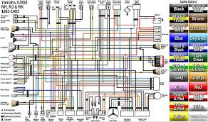 xj550 wire diagram wire get image about wiring diagram