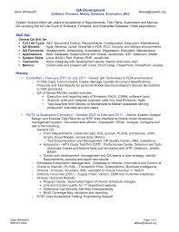 qa tester resume 04052017 quality assurance resume sample qa resume template