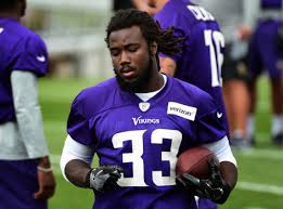 Vikings 2017 Depth Chart Rookie Rb Dalvin Cook Listed As Starter On Vikings First