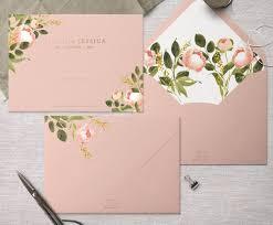 Peony Design Jakarta Peach Peony By Trouvaille Invitation Bridestory Com