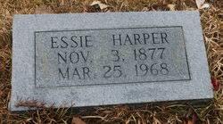 Essie Harper (1877-1968) - Find A Grave Memorial