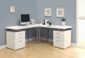 l shaped desk with side storage multiple finishes com
