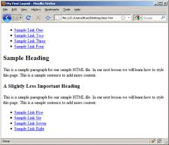 HTML Lesson 5: How to Write HTML Code So Your Pages Can Easily Be ...