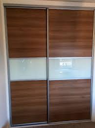b q sliding fitted wardrobe doors 2220mm x 914mm