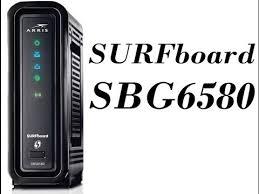 motorola surfboard sbg6580. how to change wi-fi password and network name on arris (motorola) surfboard sbg6580 motorola