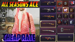 SOLD] PUBG MOBILE ACCOUNT FOR SALE In ...