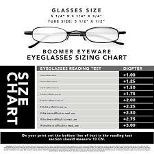 Boomer Eyeware Extra Pair Of Deluxe Tube Readers High Quality Pocket Reading Glasses For Men Women 1 50 Assorted Colors 3 Pack