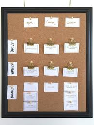 Cork Board Chore Chart Diy Corkboard Chore Chart With Free Printable Chore Cards