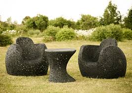 Image Modern Trendir Unique Garden Furniture By Maffam Freeform