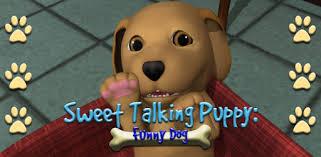 <b>Sweet</b> Talking Puppy: <b>Funny</b> Dog - Virtual Pet - Apps on Google Play