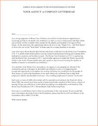 Letters For Scholarships Scholarships Cover Letter Sample As Well High School Scholarship