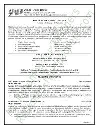 6 How To Make A Resume For Teacher Emmalbell