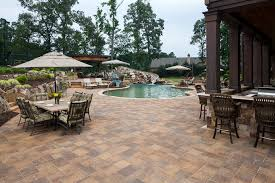 wood patio with pool. Wood Patio With Pool Photo - 1 L