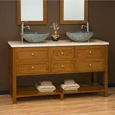 Bamboo Bathroom Cabinets Bamboo Bathroom Sink