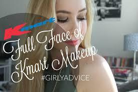 how to look decent with kmart makeup