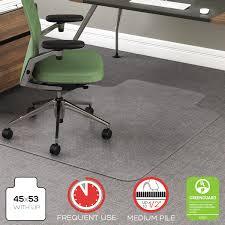 chair mat with lip. DEFCM15113 Thumbnail 1 Chair Mat With Lip :