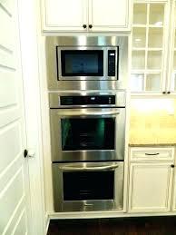 24 inch wall oven microwave combo luxury double oven with microwave kitchen aid double oven double