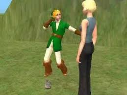 the sims 2 rapping link