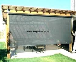 canvas roll up porch shades bamboo idea patio blinds or exterior outdoor the most roller screen canvas roll up porch shades