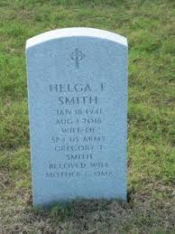 Helga Theresia Haag Smith (1941-2018) - Find A Grave Memorial