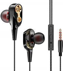 <b>QKZ CK8</b> Design In-Ear <b>Headphones</b> 100 dB Hi-Res Audio ...
