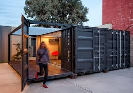 ME:OU Shipping Container Office industrial-home-office