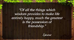 Beautiful Quotes For Best Friends Best of 24 Inspiring Friendship Quotes For Your Best Friend