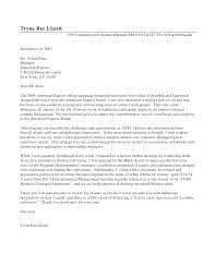 Good Cover Letter Resume Example An Of A For Best Samples ...