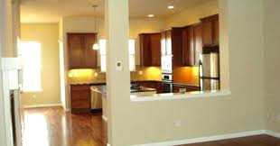half wall with columns half wall with columns half wall kitchen designs half wall ideas half