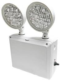 led wet location emergency light
