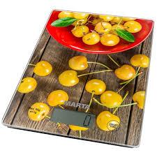 Купить <b>Весы кухонные Marta MT-1634</b> желтая черешня в ...