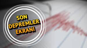 Denizli'de deprem mi oldu? 30 Haziran AFAD ve Kandilli son dakika depremler  listesi - Son Dakika Haberleri