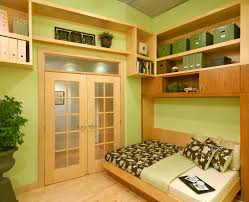 office bunk bed. Horizontal Murphy Bed Home Office Contemporary With Built In Bookcase Custom Bunk
