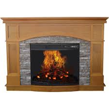 Electric Fireplace With 63Walmart Electric Fireplaces