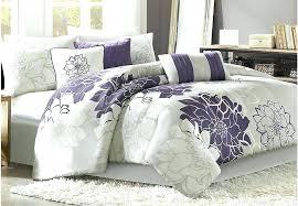 solid purple comforters plum comforter sets