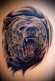 новыйl тату с животными для девушек и мужчин черно белые цветные