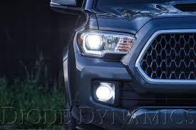 2019 Toyota Tacoma Led Fog Lights Fog Light Leds For 2016 2019 Toyota Tacoma Pair