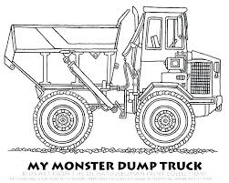 dump truck coloring pages dump truck coloring pages construction trucks coloring pages chuck the dump truck dump truck coloring pages
