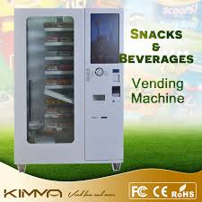High Tech Vending Machine Inspiration High Tech Warm Food Vegetable Automatic Vending Machine With Lift