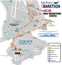 Air Force Marathon Elevation Chart The Road To A Marathon Air Force Marathon Race Review