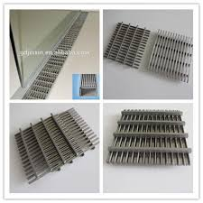 china drainage stainless steel floor