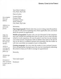 General Application Letter Save For Templates General General Cover