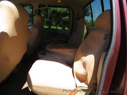 king ranch replacement leather seat covers 2001 used ford f 150 supercrew crew cab 139 king
