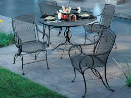 wrought iron chairs outdoor chair black iron patio table and chairs rod iron outside furniture round