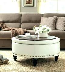 circle ottoman coffee table circle ottoman coffee table circular ottomans with storage kitchen sink strainer