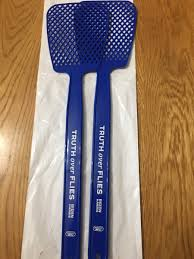 """Sherrie Sherman on Twitter: """"My lie swatters arrived today. 😂… """""""