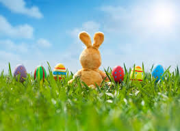 Easter Day In Germany