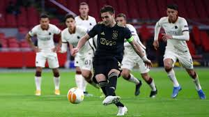 Ajax Roma Tadic sbaglia un rigore ma le statistiche lo esaltano