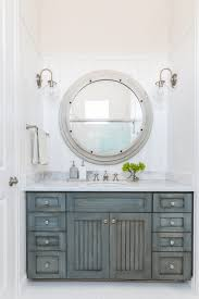 Bathroom Mirror Ideas To Reflect Your Style Round