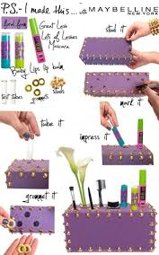 funky makeup box